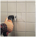 grout cutting