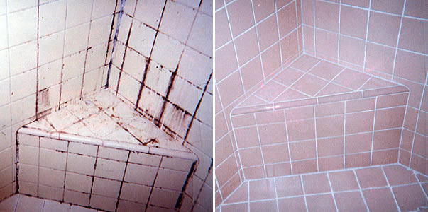 Water damage repair grout man - Trucos para limpiar azulejos ...